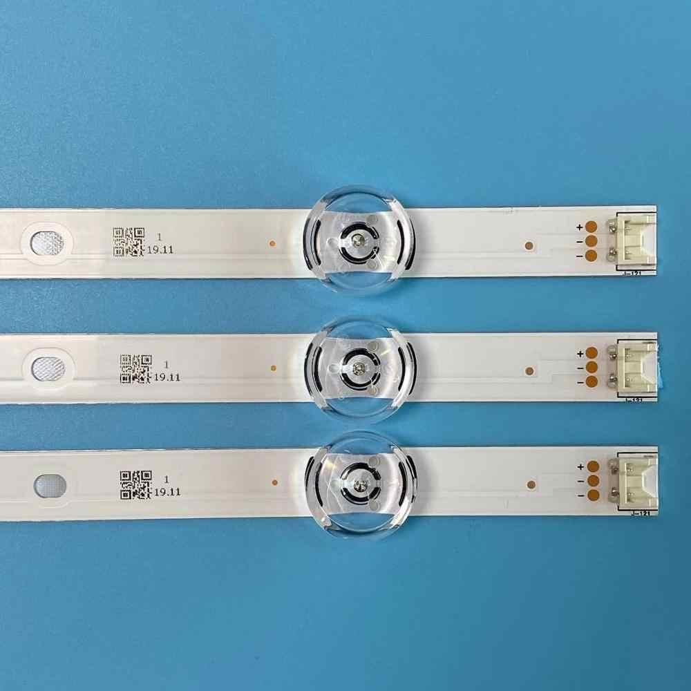 """Bộ 3 Dây Đèn LED Dành Cho LG Innotek Drt 3.0 32 """"_ A/B 32MB25VQ LC320DUE-FGA3 HC320DUN 32LX570M 32LB563U 32LB565U 32LB572V 32LF560U Mới"""