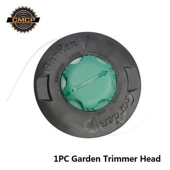 1pc uniwersalny linii zasilającej głowica trymera przycinarka do trawy głowy dla podkaszarka spalinowa narzędzia ogrodnicze głowica trymera narzędzia ogrodnicze