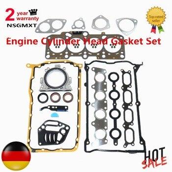 AP01 Engine Cylinder Head Gasket Set For TT VW BORA BEETLE GOLF PASSAT FOR Audi A3 8L1 1.8 T 06A198012A 06A198012  06A 198 012 A 1