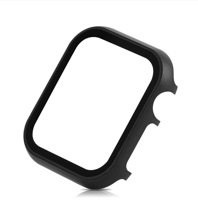 Glass Frame Metal Case