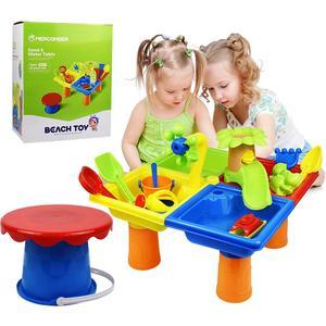 Beach Play Activity Table Kids