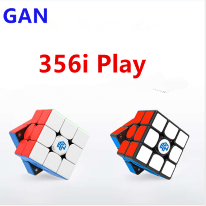 Newest GAN 356i Play 3x3x3 Magic Cube Smart Gan Robot 356 I Play Gan Neo Cube Professional Cubo Magico
