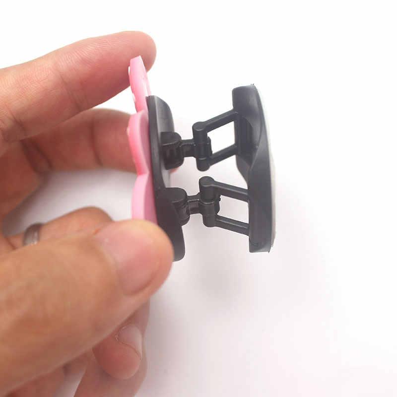 קריקטורה בעלי החיים יקום פלסטיק פי טלפון נייד אצבע טבעת מחזיק אוניברסלי עבור כל מותגי טלפון גברים ונשים סמסונג Iphone