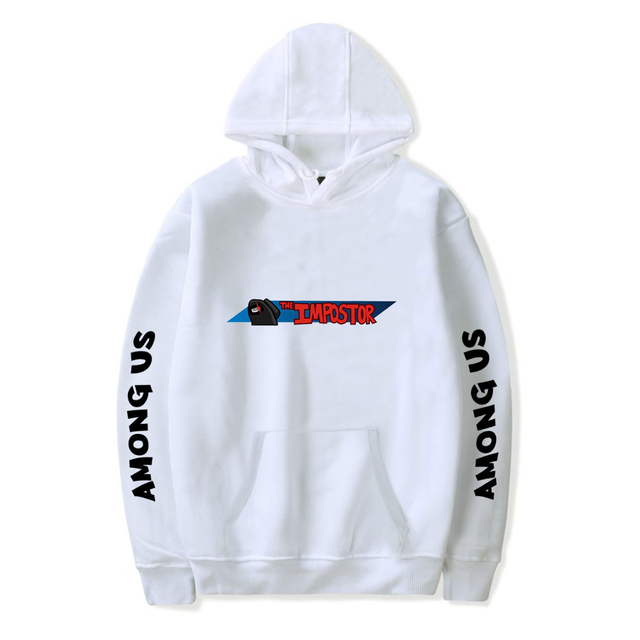 AMONG US THEMED HOODIE
