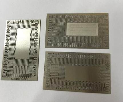 Direct Heating Stencil For SR2EU I3-6100U SR2EY I5-6200U SR2EZ I7-6500U SR2F0 I5-6300U SR2F1 I7-6600U