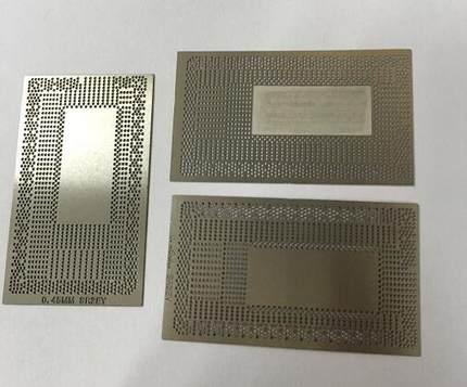 Direct Heating Stencil For SR2EU I3-6100U SR2EY I5-6200U SR2EZ I7-6500U SR2F0 I5-6300U SR2F1 I7-6600U