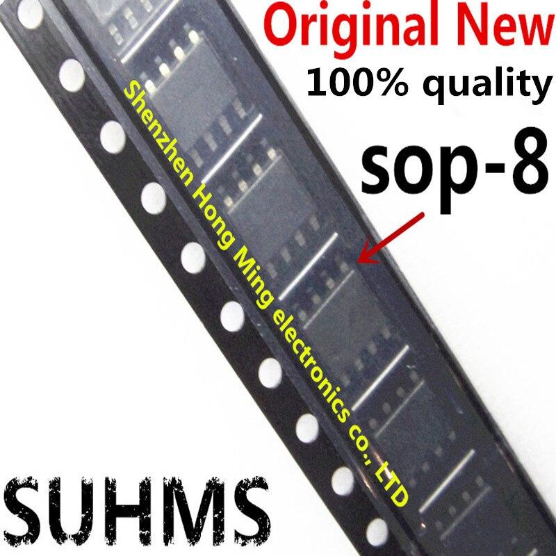 (5piece)100% New L6384 L6384D L6384D013TR SOP-8 Chipset