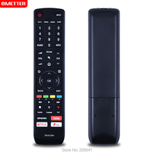 цена на Hote sale EN3X39H TV remote control use for hisense led lcd for smart TV with netflix with youtube with play use for amazon  key