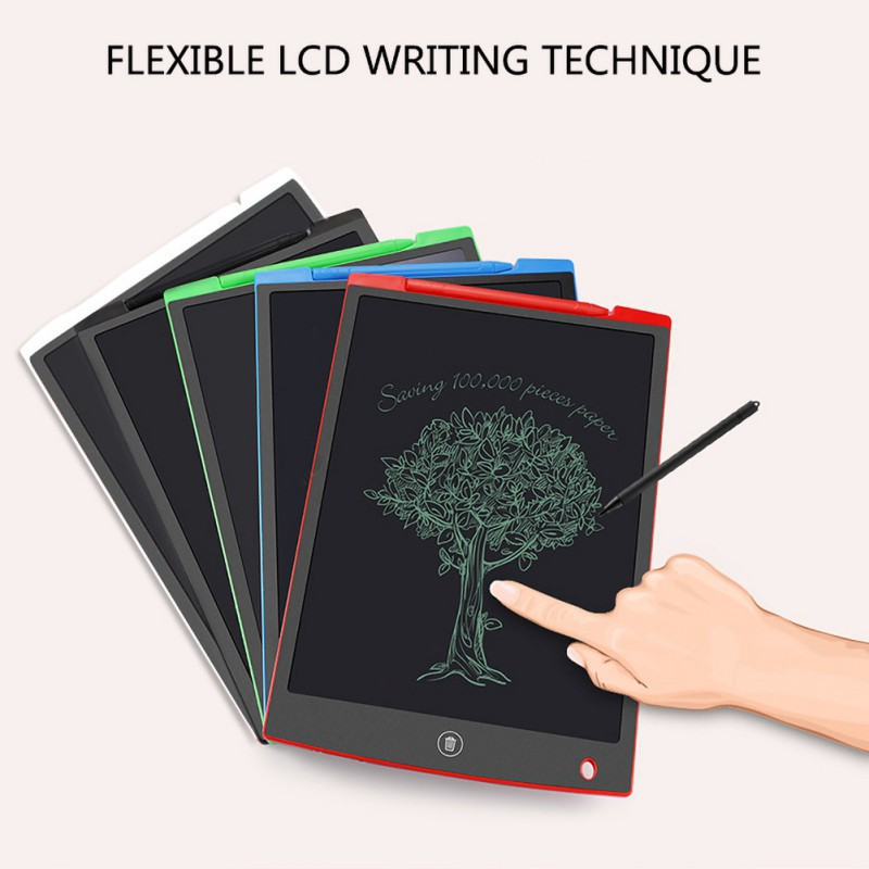 4.4-12 Inch Portable LCD Writing Tablet Digital Drawing Tablets Suitable For Children Family School Office Baby Gift 8.5 10 Inch
