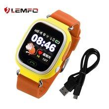 Q90 Children Smart kids Children Smart Bracelet Students Kids SOS Call Remote Monitoring Long Standby Time Location Tracker