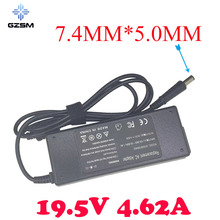 GZSM 19.5V 4.62A  Laptop power Supply For Dell PA-10 1545 N4010 N4030 adapter N4050 D610 D620 D630 Pa-1900-02D  Laptop Charger цена и фото