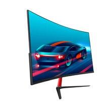 24 cal ultra-szeroki ekran 75HZ /144Hz led zakrzywiony monitor gamingowy 1ms