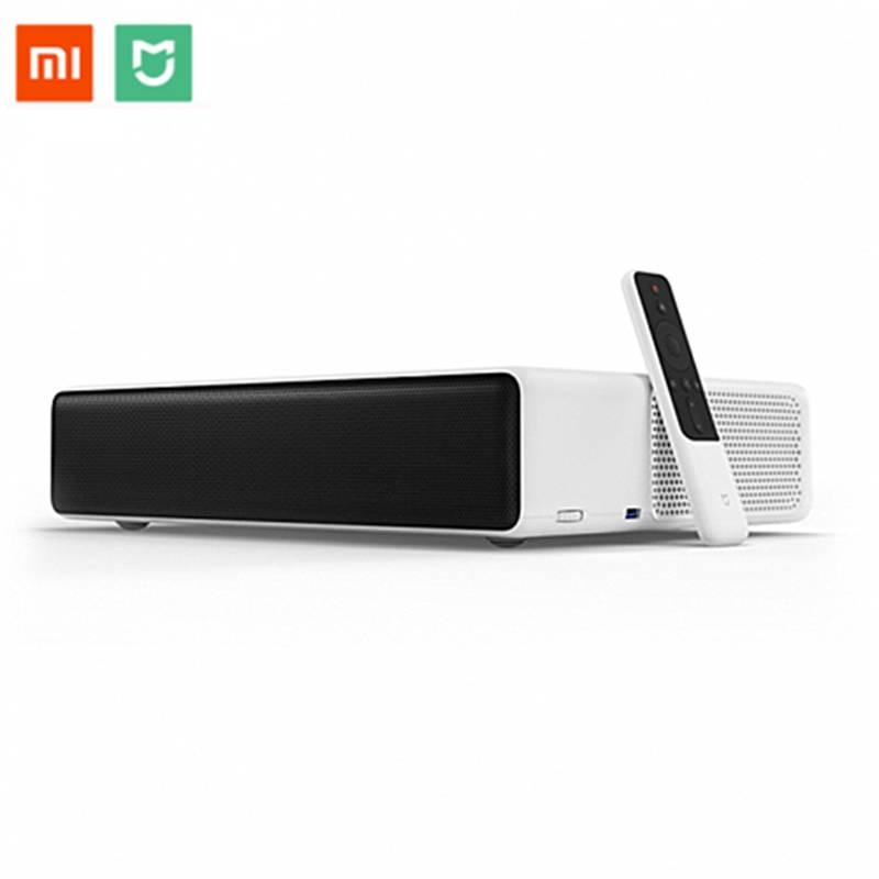 Xiaomi Mijia projecteur Laser TV 5000 Lumens 150 pouces multilingue 1080 Full HD 3D ALDP 4K vidéo TV Dolby DTS Version mondiale