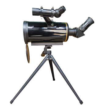 HD Maksutov-Cassegrain 90/1000 Astronomical Telescope W/ Tripod 5x24 Finderscope Long Focus Monocular For Planet Space Watching