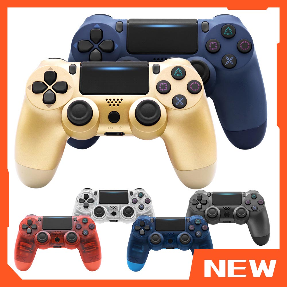 Wireless Gamepad for PS4 Controller Bluetooth Wireless Controller for PS4 Gamepad fit for PS3 for Dualshock 4 Vibration Joystick image