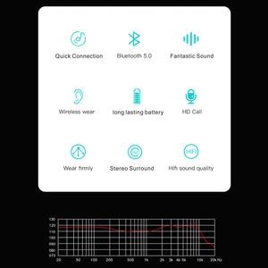 Image 5 - AK KINERA YH623 TWS In Ear Monitor Earphones Wireless Bluetooth 5.0 Noise Cancellation Earbuds HIFI DJ Earphone Earbuds