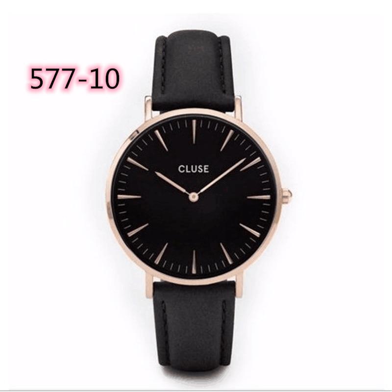 ZO86 cluse Reloj de pulsera de alta calidad, clásico, de cuarzo, a la moda| | - AliExpress
