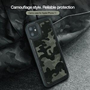 Image 2 - สำหรับApple iPhone 11 Pro 2019กรณี,NILLKINทหารCamouflage ProtectorกรณีShell Anti Knock ToughสำหรับiPhone 11