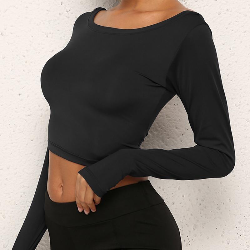 Open Back Top
