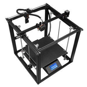 Image 5 - Ender 5 Plus 3D Printer High Precision Large Size 350*350*400 Printer 3D Auto Leveling,Dual Z axis Power Off Resume Creality 3D