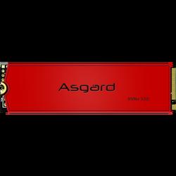 Asgard AN3 PLUS سلسلة M.2 ssd M2 512gb PCIe NVME 512GB الحالة الصلبة محرك 2280 قرص صلب داخلي hdd لأجهزة الكمبيوتر المحمول عالية السرعة