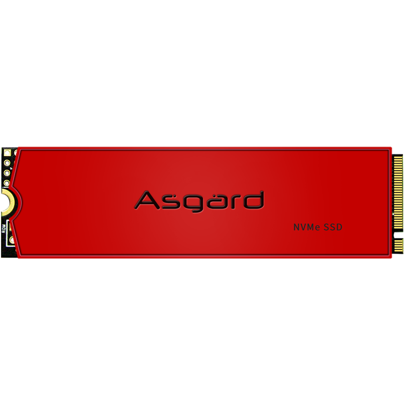Asgard AN3 PLUS Series M.2 Ssd M2 512gb PCIe NVME 512GB Solid State Drive 2280 Internal Hard Disk Hdd For Laptop High Speed