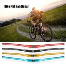Aluminum Alloy Bike Handlebar MTB Road Cycling Bicycle Flat//Riser Bar 715//780mm