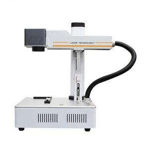 Image 5 - M Triangel Faser Laser 20W Auto Fokus Gravur Maschine für Telefon X XS XSMAX 8 8P 11 hinten Glas Entfernen Laser Trennung Maschine