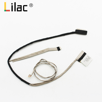 Video screen Flex For Lenovo Y410p Y430P Y400 laptop LCD LED LVDS Display Ribbon cable DC02001KW00 image