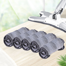 1/3/5Pcs Floor Cleaning Replacement Cloth Microfiber Replacement Mop Pad Replace Rag for Mop Floor Dust Cleaning Paste Mop Cloth 2pcs lot replacement microfiber mopping cleaning cloth mop pads for ecovacs winbot w830 free post