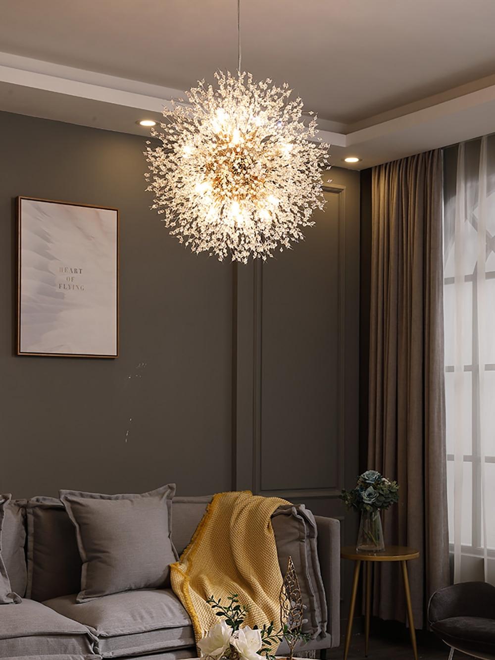 Dandelion Chandelier Lighting 6