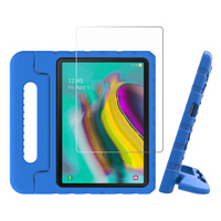 """screen film For Samsung Galaxy Tab S5e 10.5"""" T720 T725 2019 Tablet Case EVA Shockproof Portable Handle Protective Stand Cover + Screen Film (1)"""