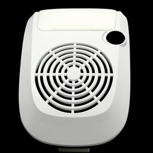 Image 3 - KADS נייל אבק אספן לבן נייל שואב אבק גבוהה כוח נמוך רועש מניקור מכונת ליטוש ציפורניים ציוד כלי 40W