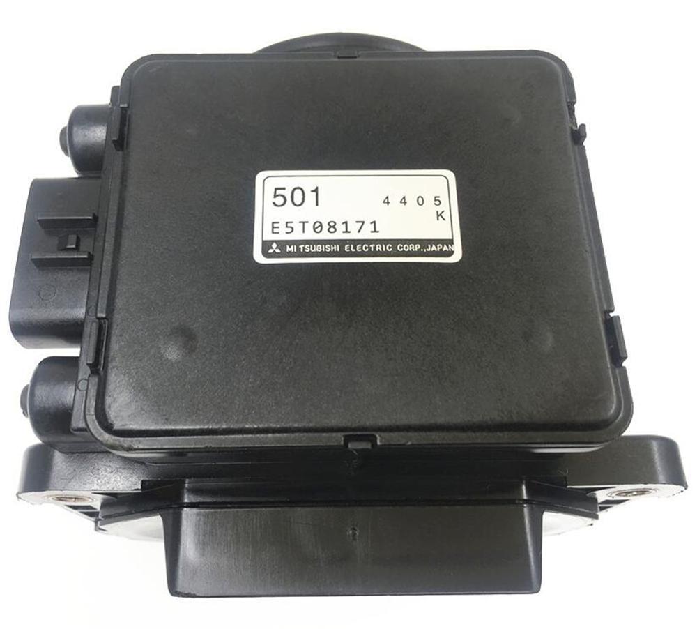 1 개 일본 원래 자동 공기 유량계 MD336501 E5T08171 MAF 센서 미쓰비시 파제로 V73 외국인 랜턴 2003 2000