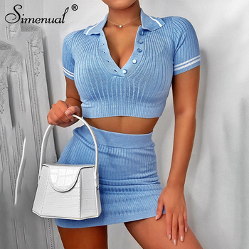 Ribbed Co-ord Set 2