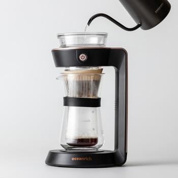 Coffee maker Oceanrich horn Capuchinator Household appliances for kitchen Kapuchinator manual coffee machine horn 5