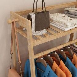 Moda Nórdica muebles de dormitorio de estilo Perchero de pie perchero para chaquetas zapato Rack colgador de ropa encontrar tienda armario