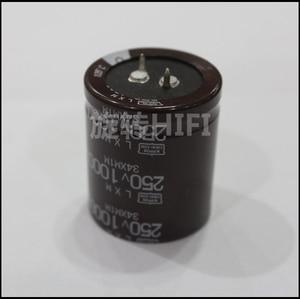2 шт. Новый NIPPON LXM 250V1000UF 35X40 мм NCC электролитический конденсатор с алюминиевой крышкой, 1000 мкФ 250V CHEMI-CON 250V 1000 мкФ