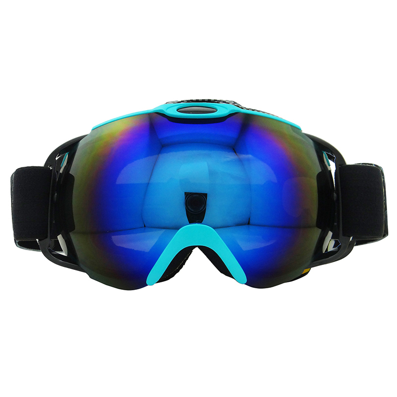 Ski Snowboard Goggles Anti-Fog Mask Glasses Double Layers HD Lens UV400 Skiing Goggles Snow Adult Women Man Snowboarding Glases