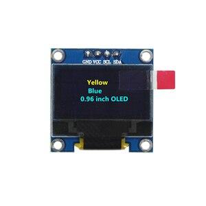 Image 2 - 1.3 Inch OLED Module White Color 128X64 OLED LCD LED Display Module 1.3 IIC I2C SPI Communicate for arduino Diy Kit
