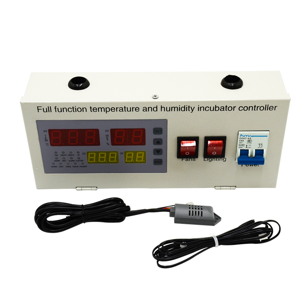 High-quality Temperature Controller, Multi-function Automatic Computer Control Incubator Industrial Farm Application  coop