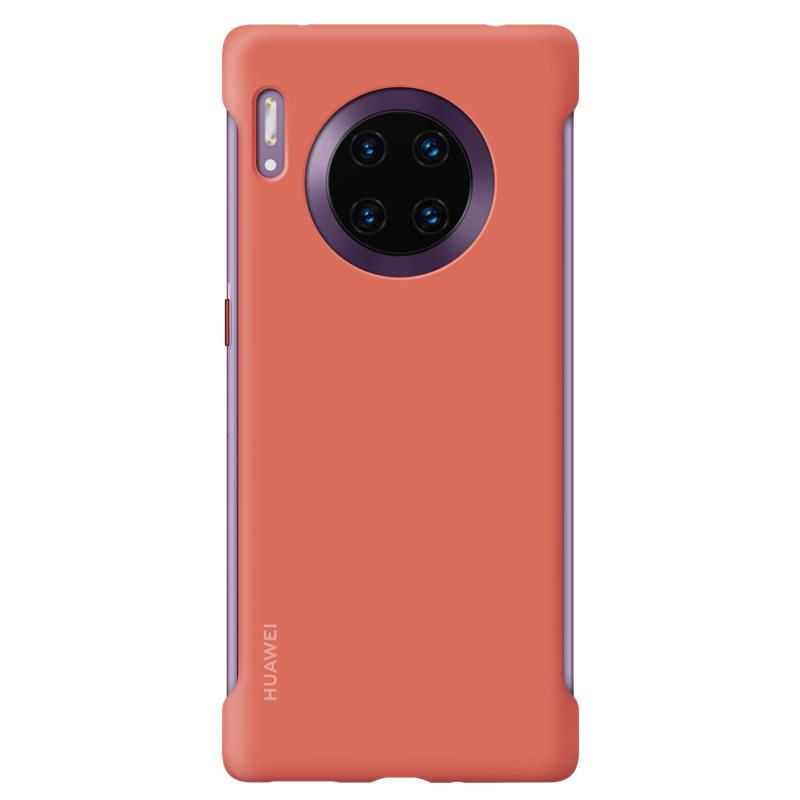 Image 4 - HUAWEI Mate 30 Pro Case Original Offical High Quality Protector Silicone Soft HUAWEI Mate 30 Case Back CoverPhone Bumpers   -