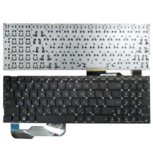 Tastiera del computer portatile russo per Asus X541 X541U X541UA X541UV X541S X541SC X541SA X541UJ R541U R541 X541L X541S X541LA RU tastiera