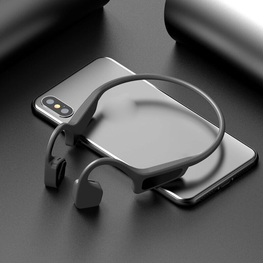 Bone Conduction Bluetooth Headphones Wireless Earphones Headset Sport Travel Cycling Earbud for xiaomi iPhone Bluetooth Earphone