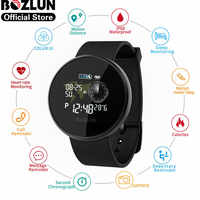 Bozlun IP68 Orologio Intelligente Impermeabile Monitor di Frequenza Cardiaca Gps Sport Fitness Tracker Smartwatch per L'uomo Le Donne Reloj Inteligente B36M