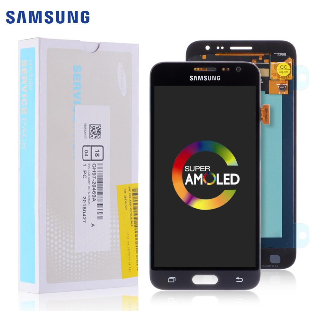 OLED Display für SAMSUNG J3 2016 Display <font><b>LCD</b></font> <font><b>Touch</b></font> Screen Für SAMSUNG Galaxy J3 2016 Display <font><b>LCD</b></font> Bildschirm SM-<font><b>J320</b></font> J320H image