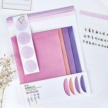 Envelope Stationery Greeting-Card-Set Birthday-Card Gift Crafts-Supplies JIANWU 17-Sheets