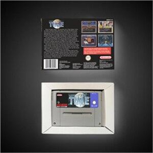 Image 5 - Illusion de temps EUR Version RPG jeu carte batterie économiser avec boîte de vente au détail