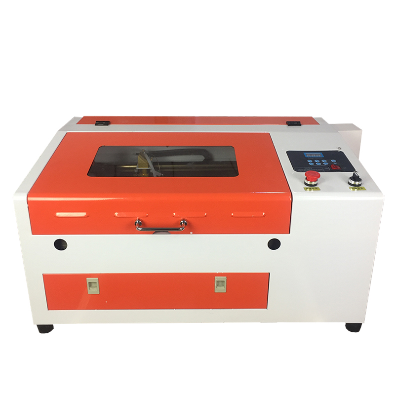 Diy Mini 4030 Laser Engraving Machine Acrylic Glass Leather Rubber Wood Plastic MDF