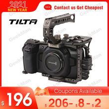 Cage Camera Tilta Bmpcc 4k Top-Handle Drive-Holder SSD 6K for Basic-Kit TA-T01-B-G
